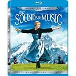 The Sound of Music: 45th Anniversary (Blu-ray/DVD Combo)