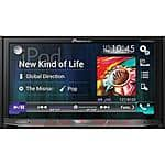 Pioneer AVH 4100NEX Carplay and Android Auto Car Stereo $518.35 Walmart.com (possible much cheaper after rebate and Amex deal)