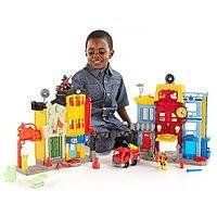 Amazon Deal: Fisher-Price Imaginext Rescue City Center Playset