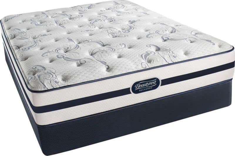Us Mattress Simmons Beautyrest Adda Ii Plush Queen Slickdeals