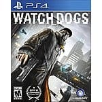 Amazon Watch Dogs ps4 $14.95 plus free shipping with prime