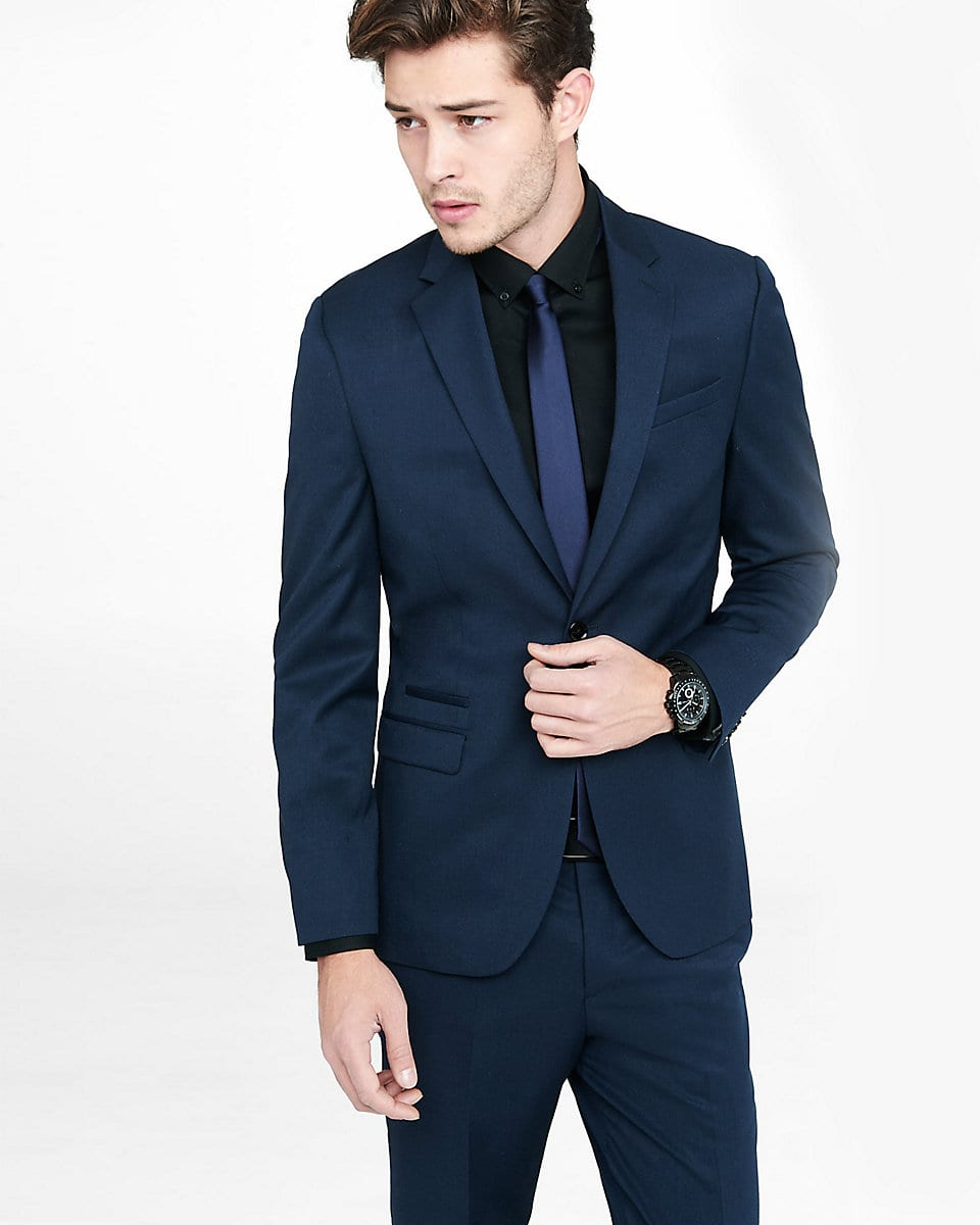 Men's Express Suits (Jacket   Pants): Slim, Modern, & More ...