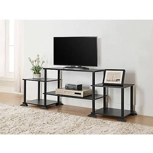Epic Mainstays Cube Entertainment Center for TVs up to Slickdeals net