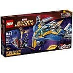 LEGO Superheroes The Milano Spaceship Rescue Building Set  $50 + Free Shipping