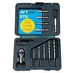 Bosch CC2130 Clic-Change 27-Piece Drilling and Driving Set with Clic-Change Chuck $13.10 @ Amazon Free Prime Shipping