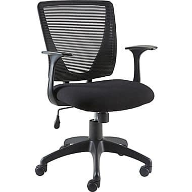 Perfect Staples Vexa Mesh Office Chair Black free store pickup or buy