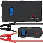 1byone Portable Car Jump Starter (9000mAh 12V Multi-Function, LED Flashlight, Power Bank for Smart Phones and Other Digital Devices). $79.99  + Free Shipping