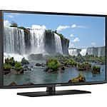 "Samsung 55"" class (54.6"" diag) 1080p smart led  120 HZ TV  HDTV UN55J620DAFXZA.   $649.99"
