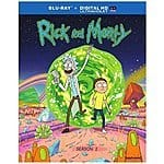 Rick & Morty: Season 1 (Blu-ray)  $15