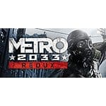 Metro 2033 Redux - $4.99 on Steam
