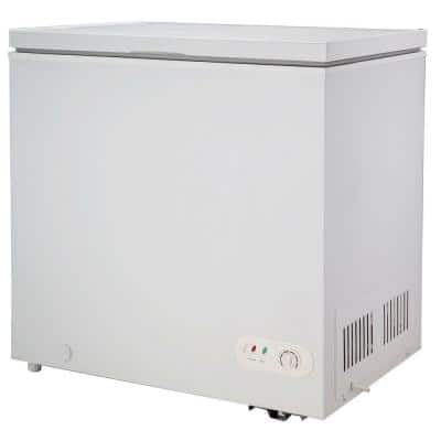 Magic Chef 7.0 cu. ft. Chest Freezer in White WAS $219 now $158 @ Home Depot B&M