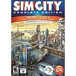SimCity (2013): Complete Edition Digital Download $7.49 @Gamestop