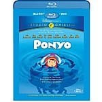 Many Studio Ghibli Blu-Ray/DVD Combos around $17 Shipped with Prime on Amazon - Ponyo, Castle In The Sky and More - Lowest Price for All!