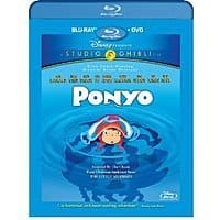 Amazon Deal: Many Studio Ghibli Blu-Ray/DVD Combos around $17 Shipped with Prime on Amazon - Ponyo, Castle In The Sky and More - Lowest Price for All!