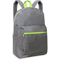 Walmart Deal: Walmart: Kids' Basic 16'' Front Pocket Backpack $3.97