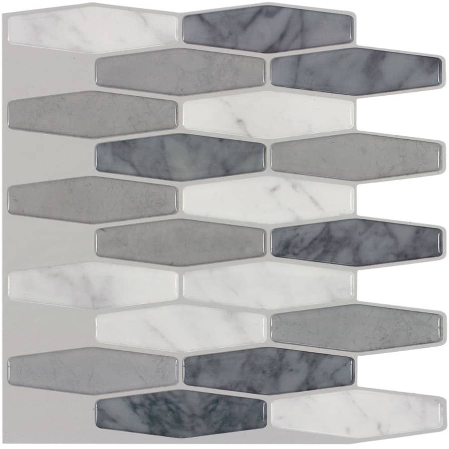 Lowe\'s Peel-and-Stick Mosaic Tiles $3 (was $8) YMMV - Slickdeals.net