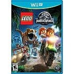 Lego Jurassic world Wii U for $26.00 before tax at target. (RedCard additional discount)-possible YMMV