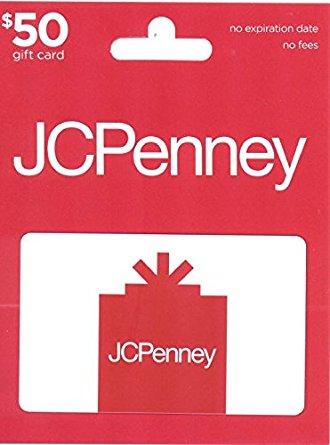 Amazon: JC Penney and Fandango Gift Card Sale - Slickdeals.net