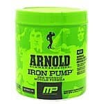 Arnold Iron Pump Pre Workout With Free Shipping $15