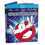 Ghostbusters / Ghostbusters II (4K-Mastered + Included Digibook) [Blu-ray] $10 @ Amazon.com