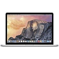 "Best Buy Deal: Apple - Geek Squad Certified Refurbished MacBook Pro with Retina display - 15.4"" - 16GB Memory - 256GB Flash Storage - Silver - $1,349.99 AC"