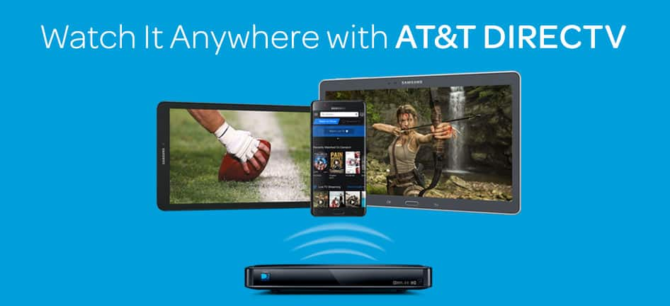 at t wireless customers with directv or u verse can stream data free