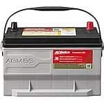 ACDelco AGM Professional automotive battery 20% coupon @ Amazon Group65 $109.43 Group34 $99.06 +more