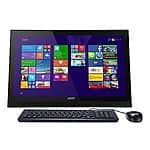 "Acer Aspire AZ1-621-UH24 21.5"" All-in-One Touchscreen Computer 4 GB 500GB HDD"