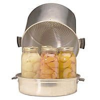 Amazon Deal: 7-Quart Back to Basics Aluminum Home Steam Canner