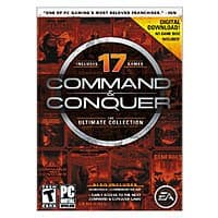 GameStop Deal: PCDD Games: Mirror's Edge or Command & Conquer Ultimate Collection