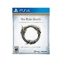 Newegg Deal: The Elder Scrolls Online: Tamriel Unlimited (PS4 or Xbox One)