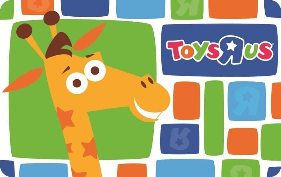 $50 Toys R Us Gift Card - Slickdeals.net