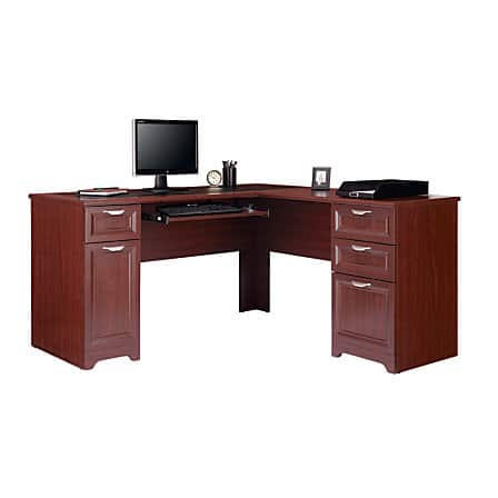 Cute Realspace Magellan Collection L Shaped Desk or Hutch Slickdeals net