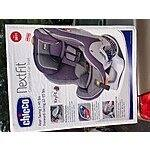 Chicco NextFit Convertible Car Seat (Gemini) + $40 Gift Card for $199.48+tax w/ Red Card-- Target -- YMMV--B&M