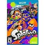 Splatoon for Wii U $44.95 @ Fry's with Promo Code