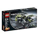 LEGO Technic 42021 Snowmobile Model Kit - $14.99 w/ Free Prime Shipping