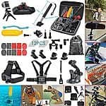 Neewer®31-In-1 Essential Outdoor Sport Accessory Kit for GoPro HD - Monopod + Tripod + Headstrap + car mount + more $32.99 @ Amazon FS w Prime