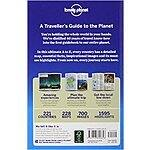 Amazon Lightning Deal: Lonely Planet The World Book - $18