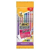 Target Deal: 8-Count BIC Shimmers Mechanical Pencils