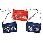 NFL Cross-Body Jersey Mini Purse-$7.97