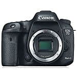 Canon 7D Mk ii ( Grey Market) +1yr Warranty $1149.99 at Ebay