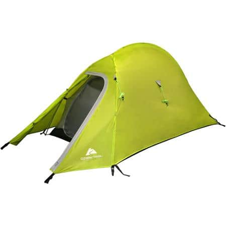 ozark trail 1 person ultra light backpacking tent 8 bu0026m ymmv