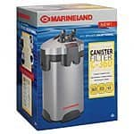 Marineland PC-ML360 Multi-stage Canister Filter, 55 to 100-Gallon, 360GPH (B000NRTLVY) for only 99.99 @ Amazon