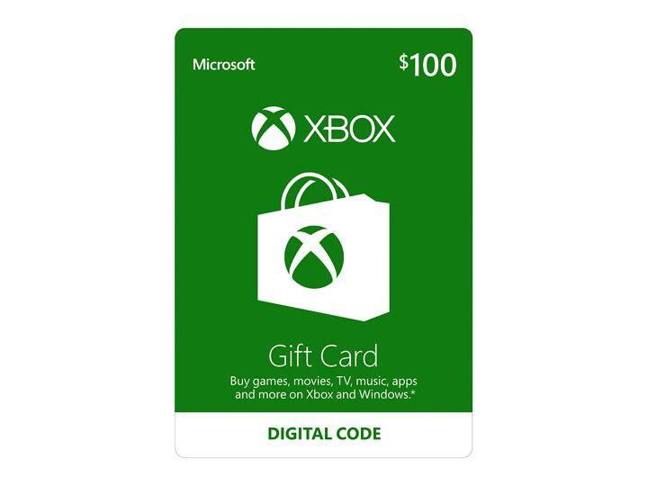 $100 Xbox Gift Card for $90, $60 Xbox Gift Card for $54 US (Email ...