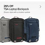 Timbuk2 Back to School/Work Sale: 25% Off ALL Messenger Bags and Backpacks. FS on $75+. Expires 8/2.