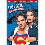 Lois & Clark: The New Adventures of Superman (Season One)  6-Disc DVD Boxed Set - $3.28 @ GoHastings