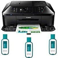 Beach Camera Deal: Canon MX922 Wireless AIO Printer + 3x Lexar 16GB USB 3.0 Flash Drives