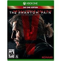 Best Buy Deal: MGS V: The Phantom Pain Collector's Edition Pre-Order (PS4/XOne) + $10 Rewards