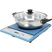 eBay Deal: TATUNG TICT-1503MU Portable Induction Cooktop, Stainless Steel Pot $39.99 w/ Free Shipping