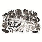 Craftsman 334-Piece Mechanics Tool Set for $199.99 + free shipping